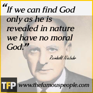 reinhold niebuhr Life is a battle between faith and reason in which each feeds upon the other, drawing sustenance from it and destroying it - reinhold niebuhr quotes from brainyquotecom.