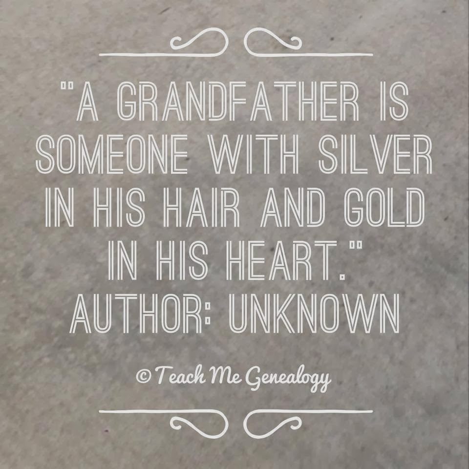 Inspirational Quotes About Death Of A Grandmother: Funny Grandpa Quotes. QuotesGram