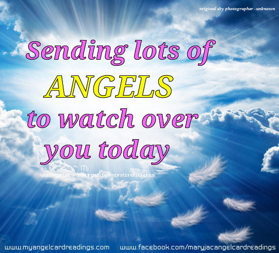 Inspirational Day Quotes: Guardian Angel Inspirational Quotes. QuotesGram