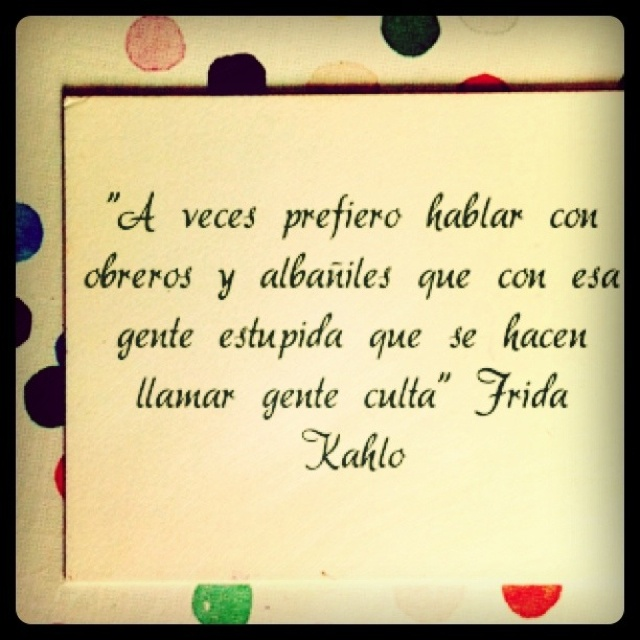 Mexican Quotes In Spanish Tattoos Quotesgram: Inspirational Quotes In Spanish Frida. QuotesGram