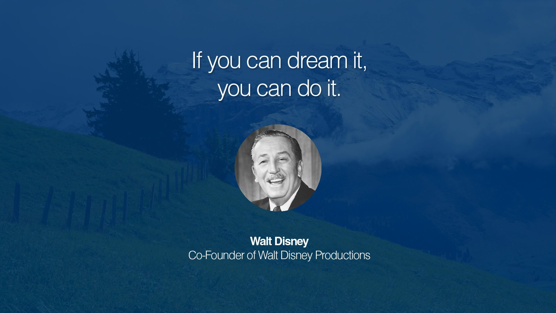 disney and success At age 22, walt disney was fired from a missouri newspaper for not being creative enough one of his early ventures, called laugh-o-gram studios, went bankrupt the creator of mickey and minnie.