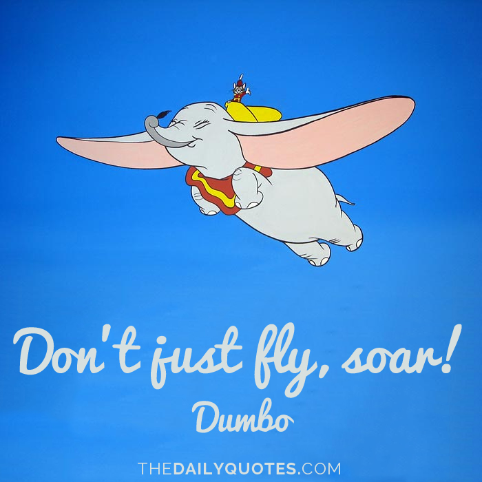 Disney Mothers Day Quotes: Inspirational Quotes From Dumbo. QuotesGram