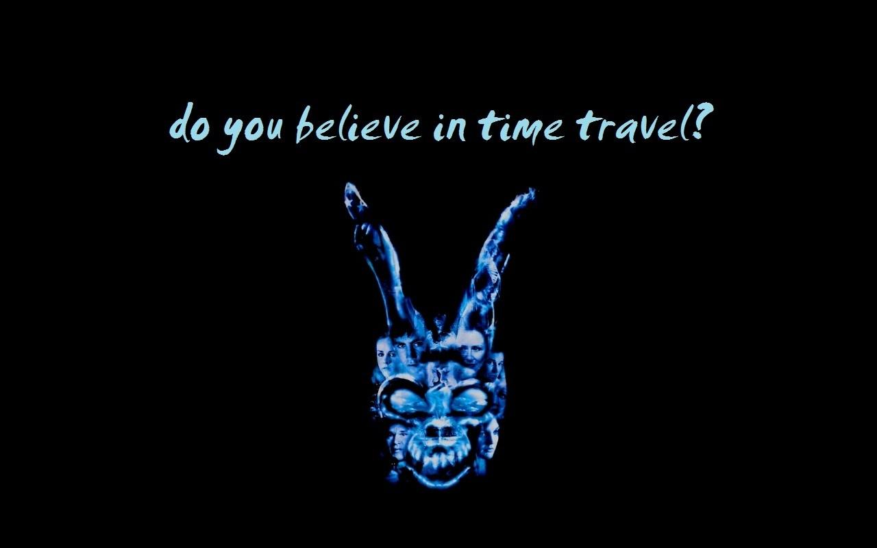 Donnie Darko Time Travel