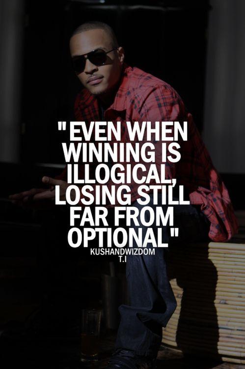 T I Rapper Quotes. QuotesGram