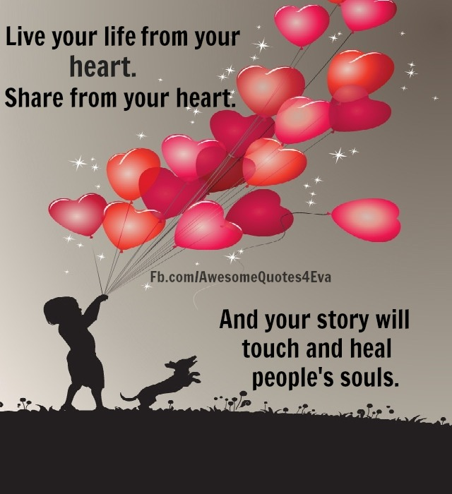 Awesome Heart Touching Quotes. QuotesGram