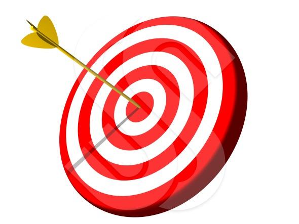 Arrow Bullseye Clipart