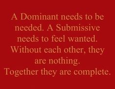 Female Dominance Quote...