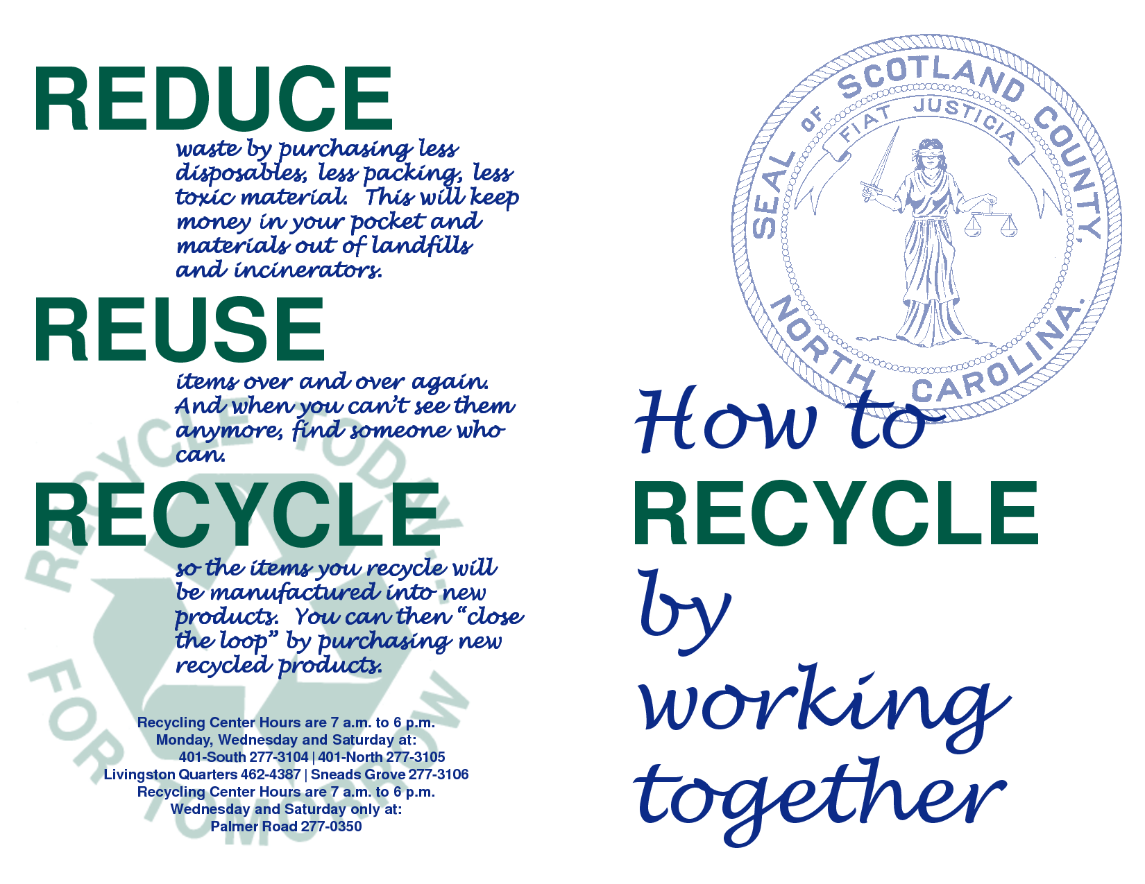 recycling facts essay In this article, we're going to take a closer dive into the advantages and disadvantages of recycling let's get started recycling is considered one of the best things we can do as individual citizens to decrease pollution on our planet this is also due to the fact that recycling hasn't yet become the norm.