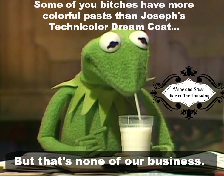 Kermit Quotes Mind Your Business On. QuotesGram  |Kermit The Frog Meme Drinking Tea