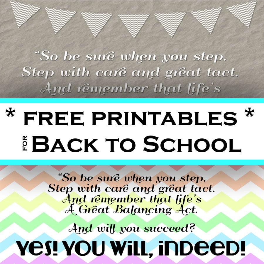 School Quotes: Back To School Memorable Quotes. QuotesGram