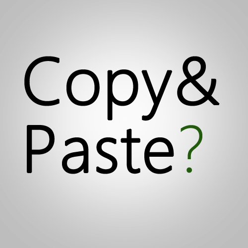 Copy And Paste Quotes. QuotesGram