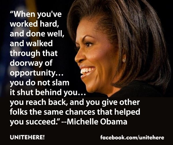 Michelle Obama Quotes About Women: Quotes From Michelle Obamas Speech. QuotesGram