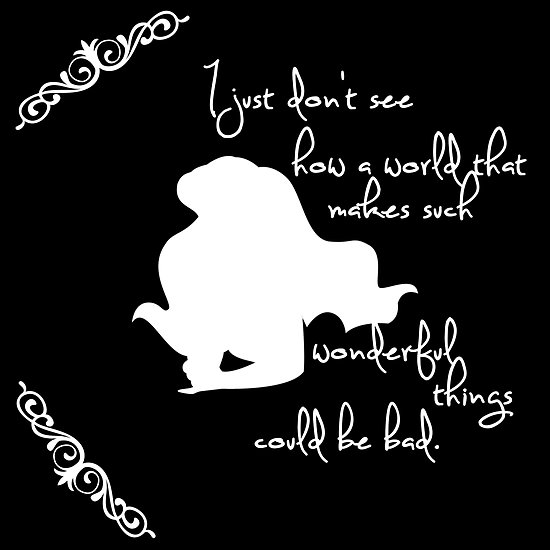 Powerful Little Quote Sad Quotes T: The Little Mermaid Sad Quotes. QuotesGram