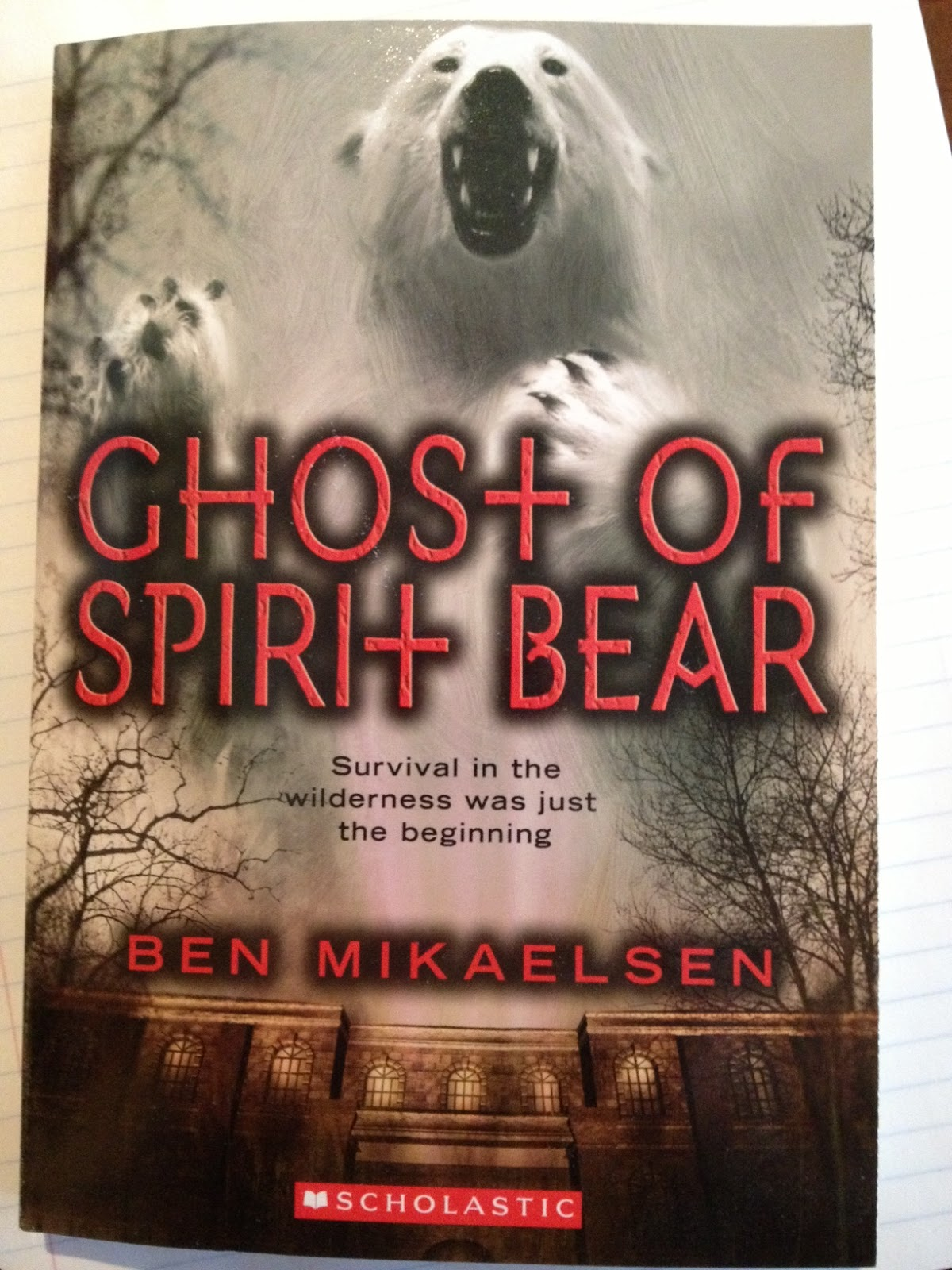 quotes from touching spirit bear book quotesgram