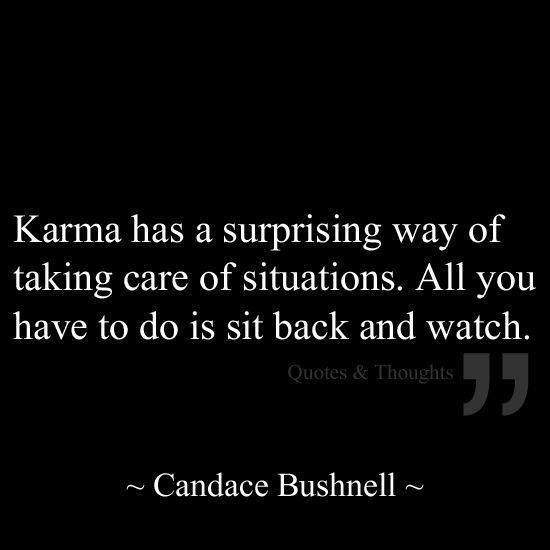 Homewrecker karma quotes quotesgram for All about karma