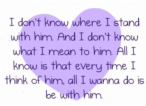 Beautiful Love Quotes For Him Quotesgram: Why I Like Him Quotes. QuotesGram