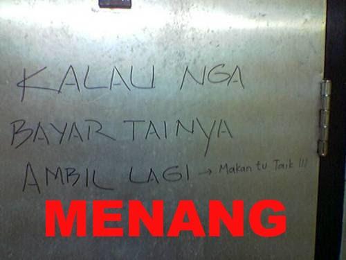 Quotes Lucu Indonesia....