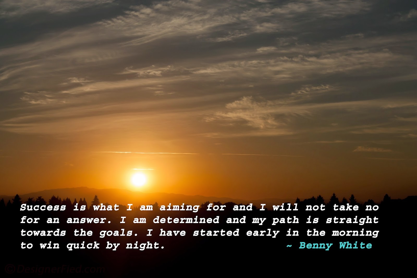 sunrise pictures with quotes - HD 1600×1066