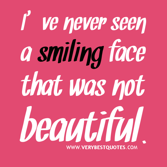 Beautiful Smile Quotes. QuotesGram  Quotes About Beautiful Smiles