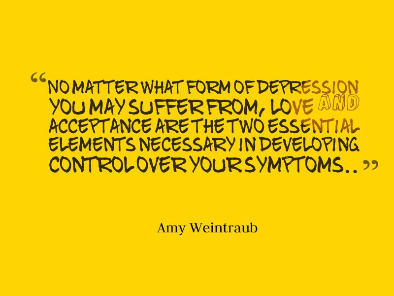 quotes about cutting and depression