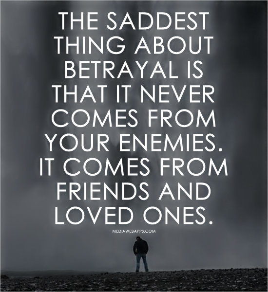 Friendship Betrayal Quotes: Quotes About Friendship Betrayal. QuotesGram