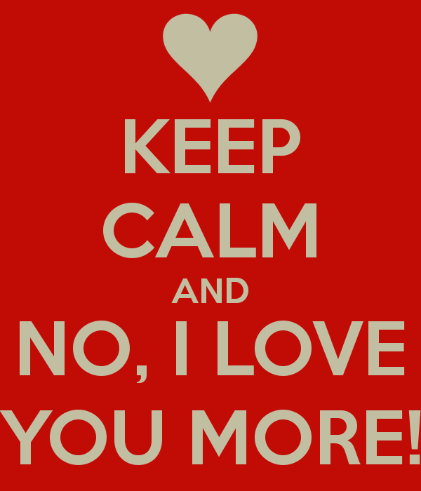 I Love You More Sayings: No More I Love You Quotes. QuotesGram