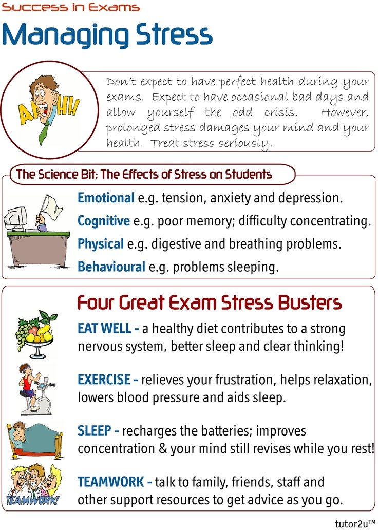 Easy Ways to Manage Stress