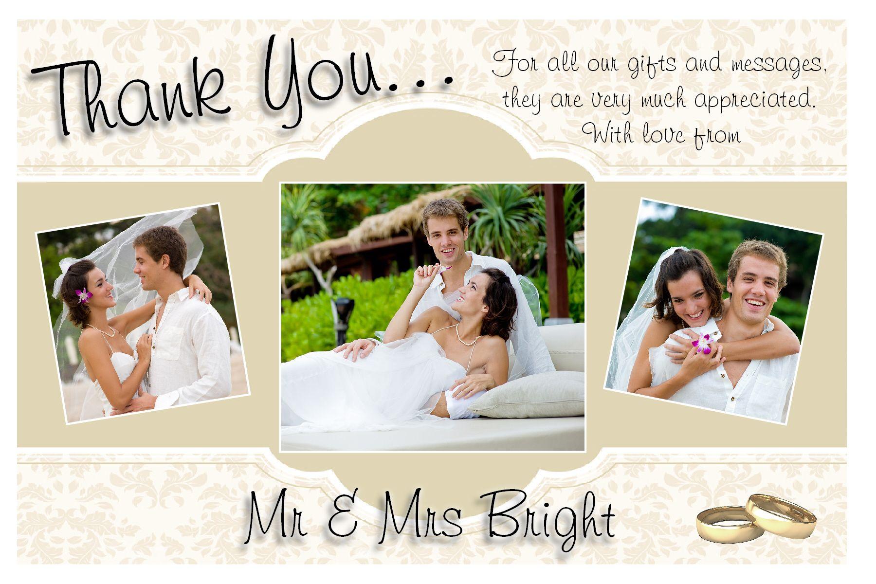 wedding thank you quotes quotesgram