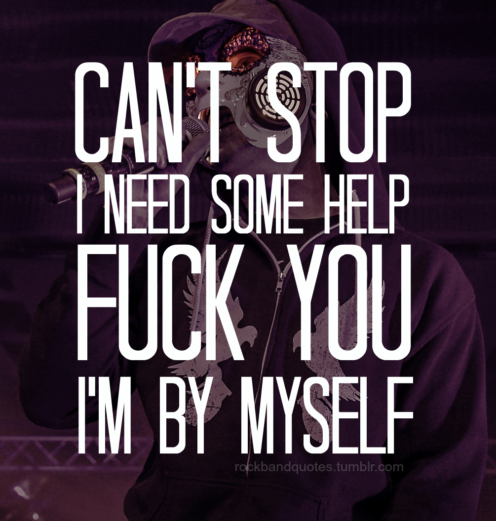 Hollywood Love Quotes: Hollywood Undead Quotes. QuotesGram