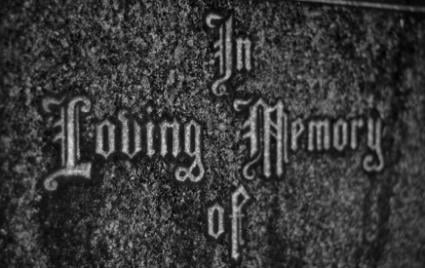 how to put a picture on a headstone