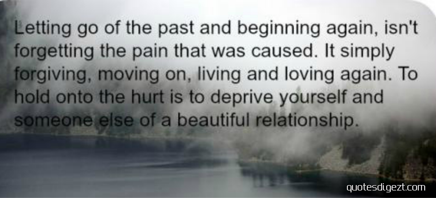 Quotes About Letting Go Of The Past: Quotes About Letting Go Of The Past. QuotesGram