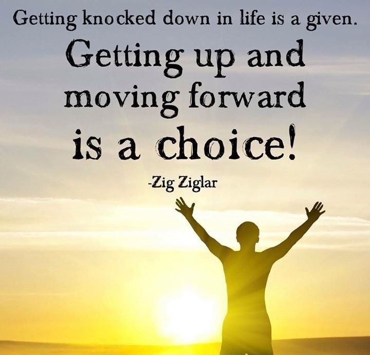 Inspirational Quotes On Life: Quotes About Getting Knocked Down. QuotesGram