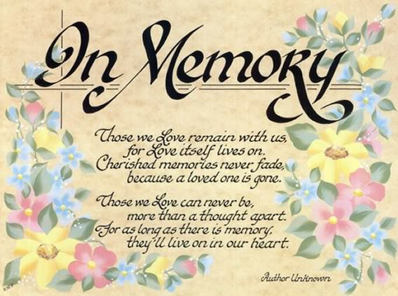 Remembering A Loved One Quotes. QuotesGram