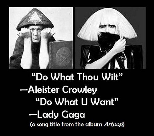 Aleister Crowley Quotes On Satan. QuotesGram | 500 x 440 jpeg 33kB