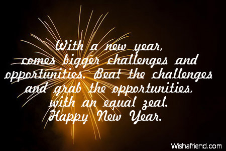 New Year New Opportunities Quotes. QuotesGram