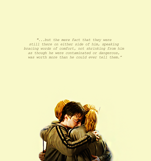Harry Potter Friendship Wallpaper Quotes: Beautiful Harry Potter Quotes. QuotesGram