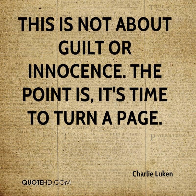 Guilt Quotes. QuotesGram