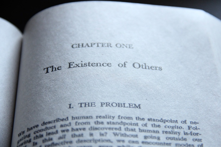 critique of sartres concept of existence precedes essence essay