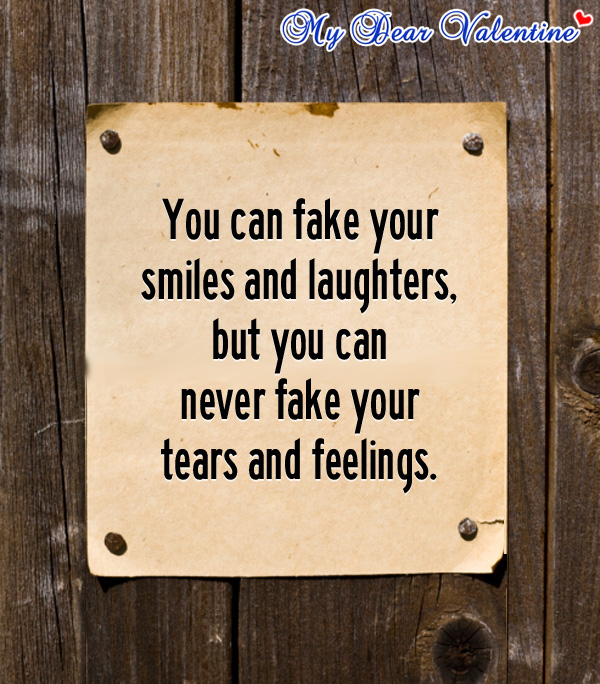Quotes About Faking Happiness. QuotesGram