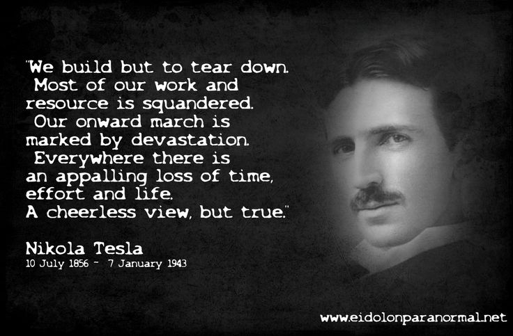 Nikola Tesla Quotes 3 6 9 Quotesgram