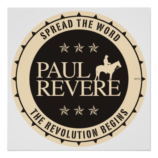 American Revolution Quotes: Paul Revere American Revolution Quotes. QuotesGram
