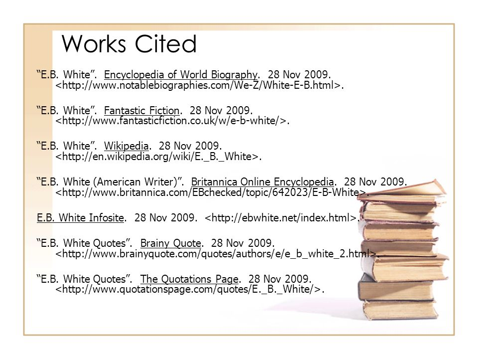 works cited page brainy quotes  quotesgram