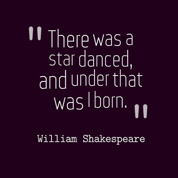 William Shakespeare Birthday Quotes: Birthday Quotes For New Friends. QuotesGram