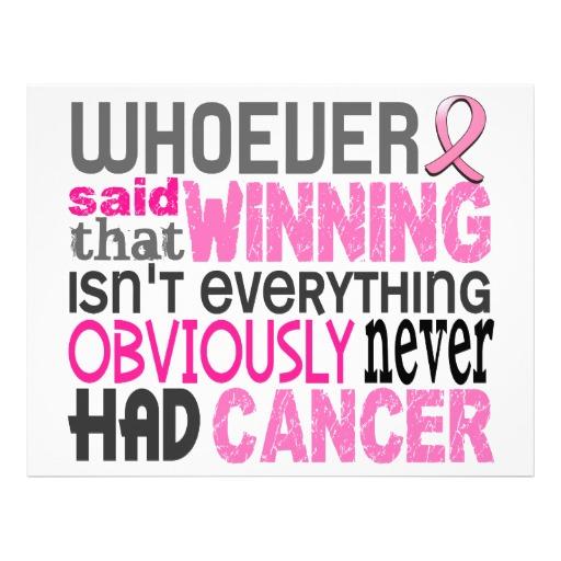 I Will Beat Cancer Quotes. QuotesGram