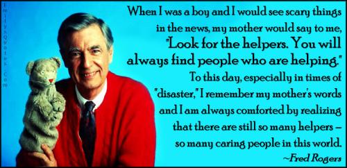 Amazing Mr Rogers Quotes Quotesgram