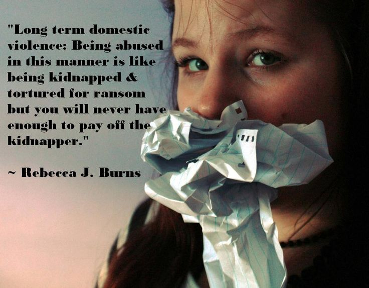 Domestic Violence Quotes For Women