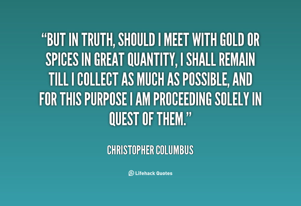 truth about christopher columbus the man The truth about christopher columbus by mark anthony i believe we should remember the horrific truth about the man and his contributions to opening the.
