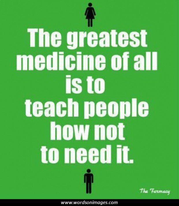 Best Quotes About Medicine: Famous Medical Quotes. QuotesGram