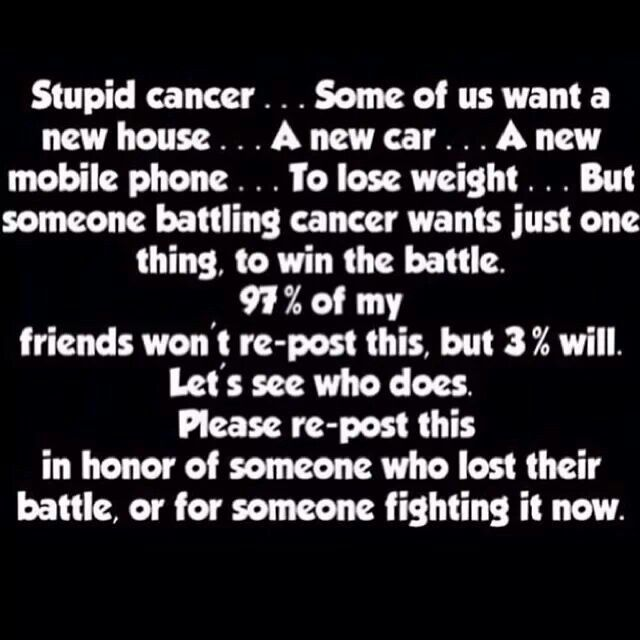 Losing A Father To Cancer Quotes: Lost To Cancer Quotes. QuotesGram