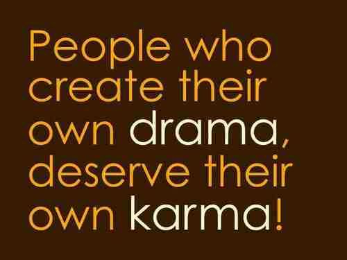 Drama Quotes About Life: Drama Queen Quotes For Facebook. QuotesGram